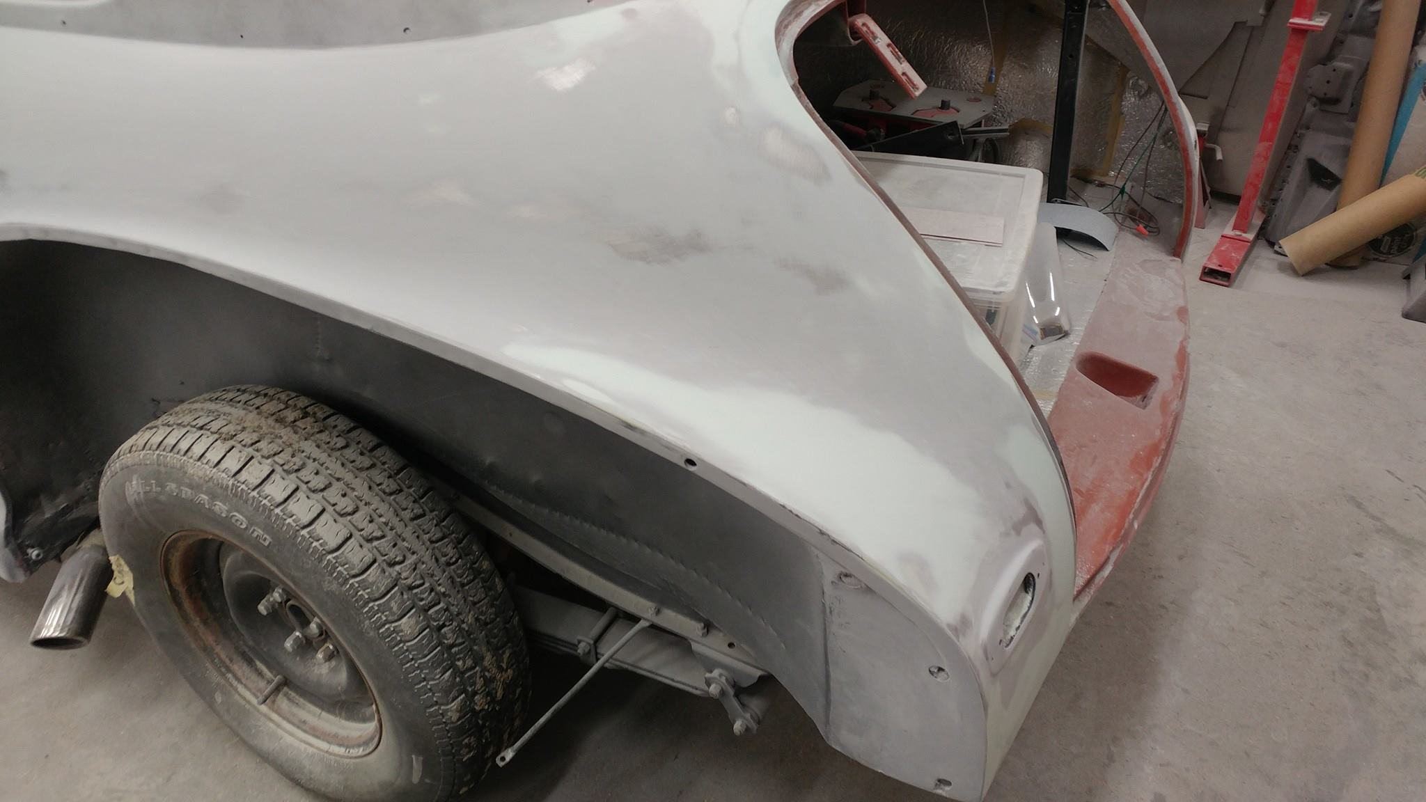 My 1947 Chevy Project